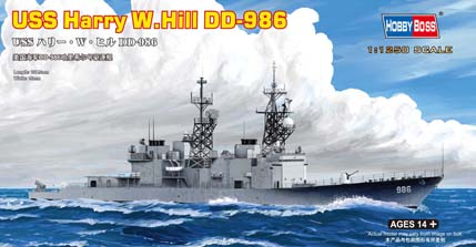 USS Harry  W. Hill (DD-986)  82506