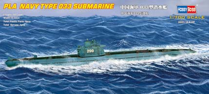 PLAN Type 033 submarine  87010