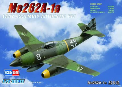 Me262 A-1a Fighter  80249