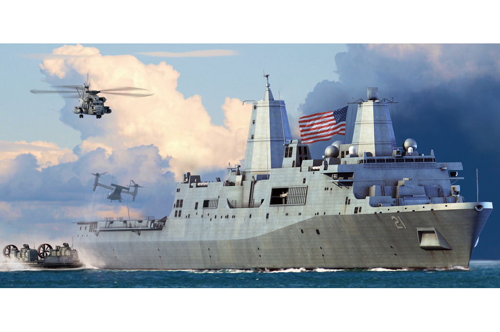 USS New York LPD-21  83415