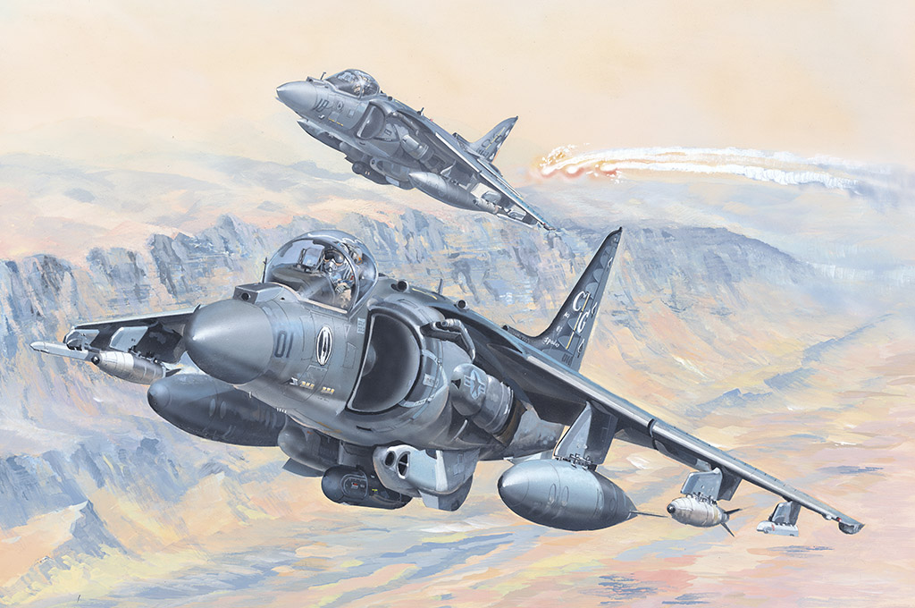 AV-8B Harrier II 81804