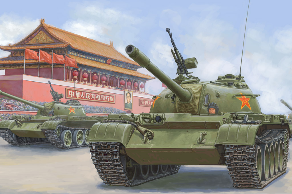 PLA 59 Medium Tank-early 84539