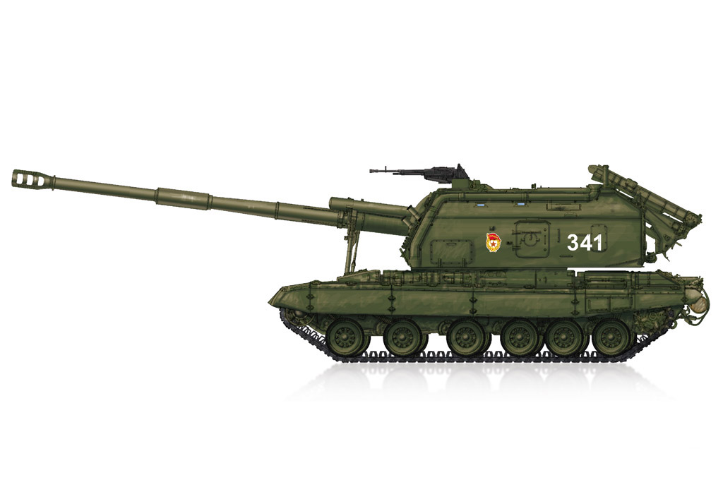 2S19-M1 Self-propelled Howitzer 82927
